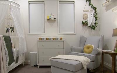 Sylvia Jeffreys Nursery – Organising a Small Nursery Space